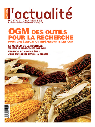 L'Actualité Poitou-Charentes numéro 79, janvier, février, mars 2008