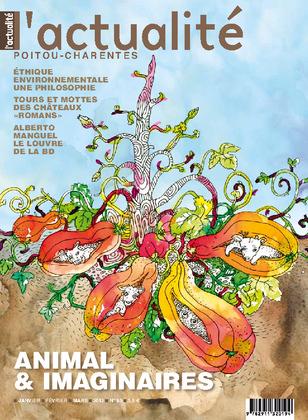 L'Actualité Poitou-Charentes, numéro 95, janvier, février, mars 2012.