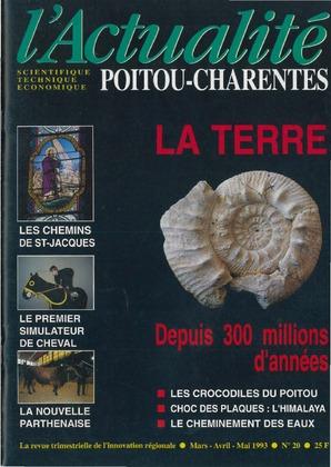 L'Actualité Poitou-Charentes, numéro 20, mars 1993